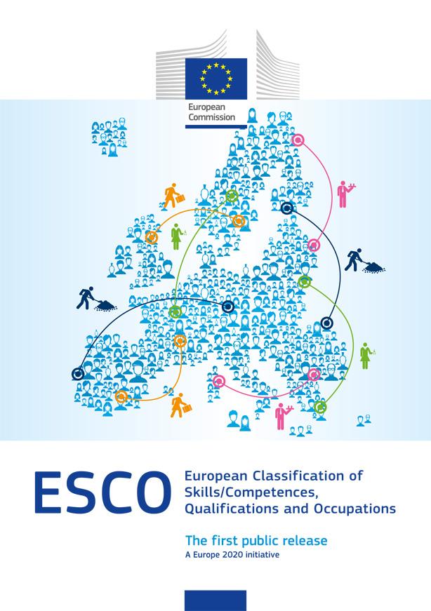 ESCO – European Classification of Skills/Competences, Qualific