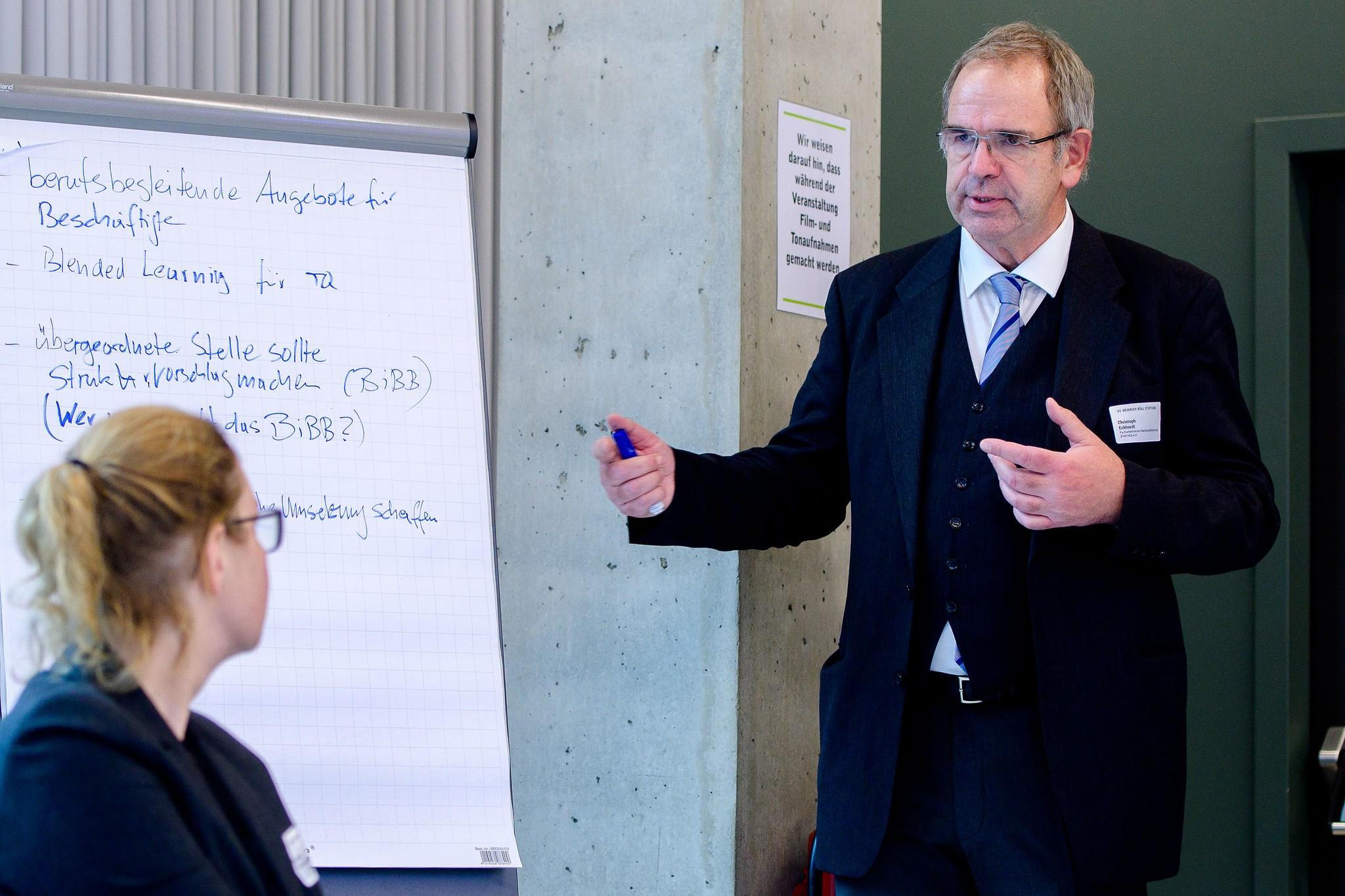 Workshop 4: Teilqualifikationen standardisieren und ausbauen