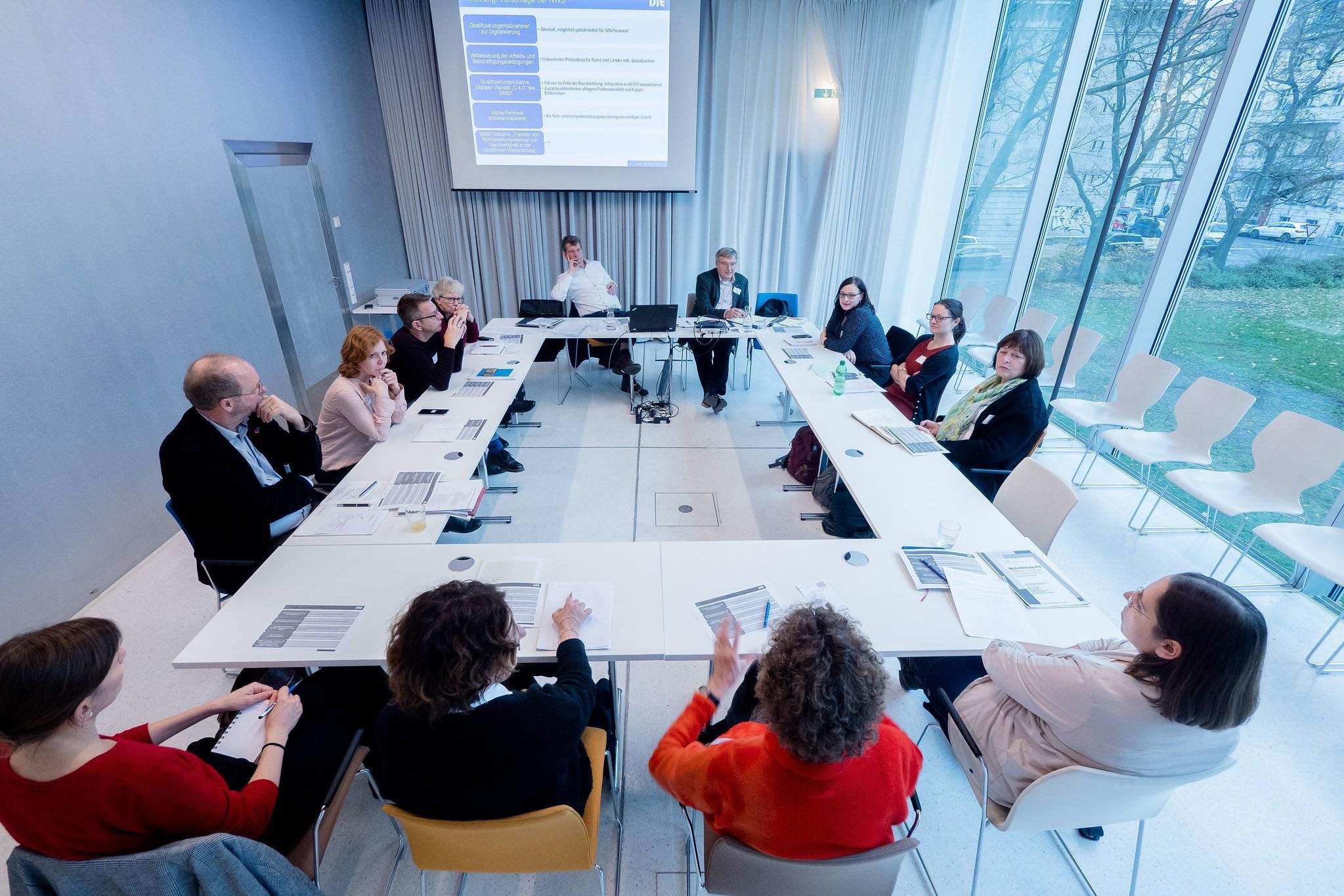 Workshop 2: Professionalisierung der Lehrkräfte stärken